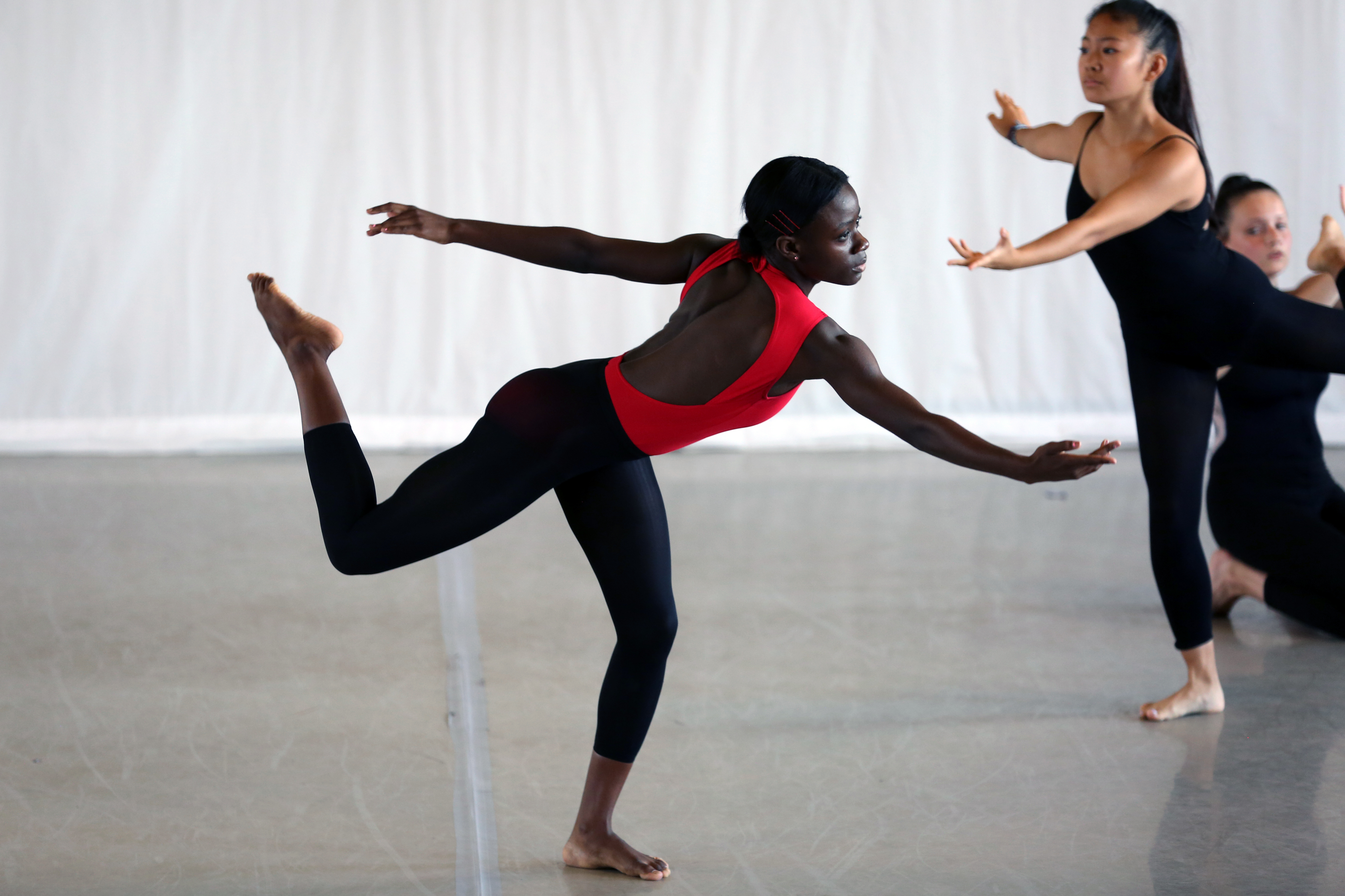 Teen and Pre-Teen Intensives – Martha Graham School