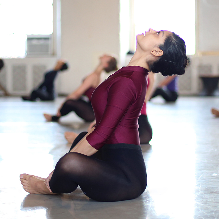 Martha Graham School Winter Intensive